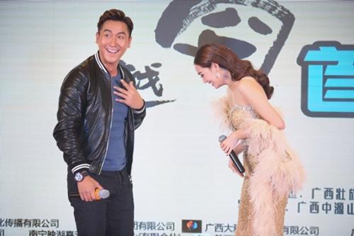 Khánh My, HKT khiến buổi ra mắt phim ở TQ sôi nổi - 4