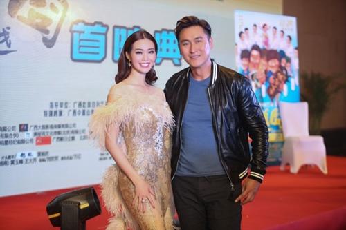 Khánh My, HKT khiến buổi ra mắt phim ở TQ sôi nổi - 6