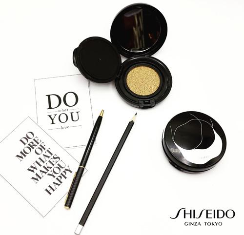 Ra mắt phấn nước thông minh Cushion đầu tiên của Shiseido - 1