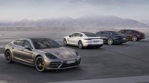 Porsche Panamera Executive: Đẳng cấp sedan hạng sang - 1
