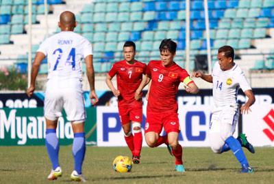 Chi tiết Malaysia - Việt Nam: 3 điểm gian khó (KT) - 12