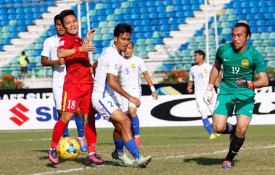 Chi tiết Malaysia - Việt Nam: 3 điểm gian khó (KT) - 8