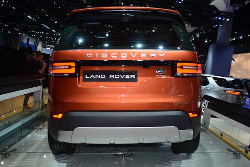Land Rover Discovery 2017: Cho các gia đình ưa mạo hiểm - 4