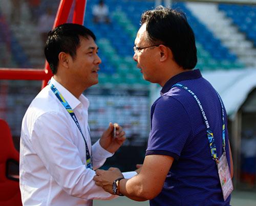 HLV Hữu Thắng: ĐT Việt Nam may mắn mới thắng Malaysia - 2