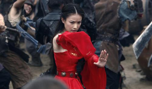 Mỹ nhân Hoa lấn át sao Hollywood trong phim hành động - 2