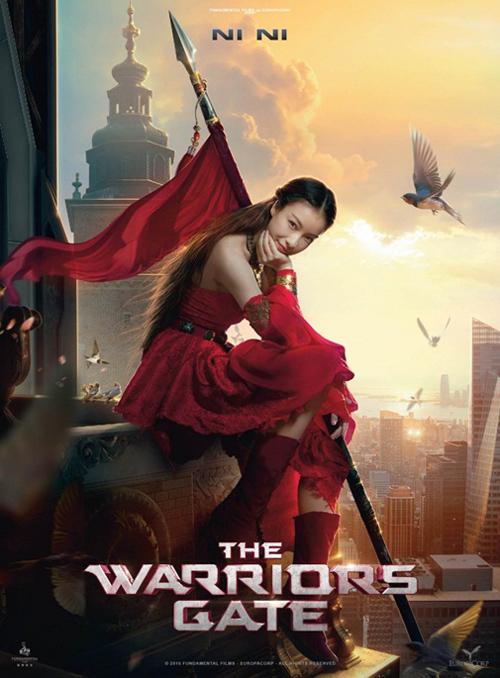 Mỹ nhân Hoa lấn át sao Hollywood trong phim hành động - 3