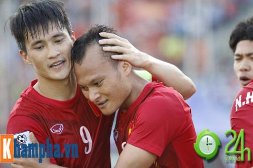 Trọng Hoàng: Từ đóng thế thành người hùng ĐT Việt Nam - 8