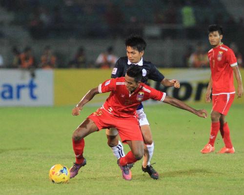 Myanmar - Campuchia: Bùng nổ ngược dòng (AFF Cup) - 1