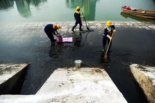 """Sông hồ Hà Nội: Những """"lá phổi"""" chết giữa Thủ đô - 2"""