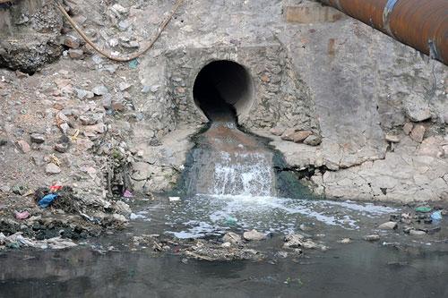 """Sông hồ Hà Nội: Những """"lá phổi"""" chết giữa Thủ đô - 12"""