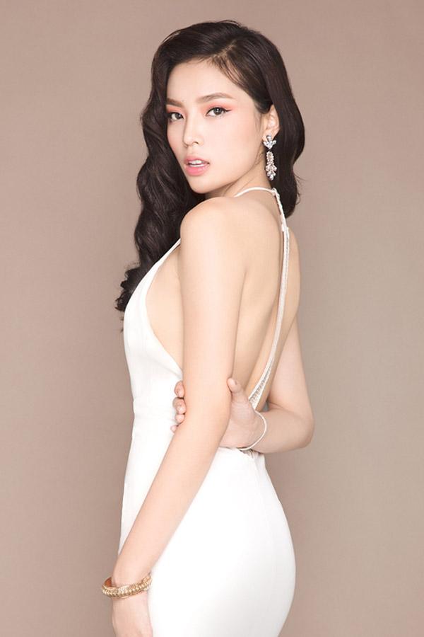 Hoa hậu Kỳ Duyên liên tiếp mặc táo bạo sau khi Nam tiến - 5