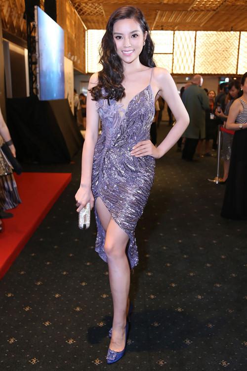 Hoa hậu Kỳ Duyên liên tiếp mặc táo bạo sau khi Nam tiến - 8