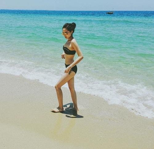 Hoa hậu Kỳ Duyên liên tiếp mặc táo bạo sau khi Nam tiến - 10