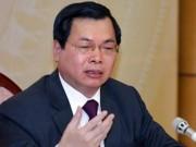 Tin tức trong ngày - Quốc hội phê phán ông Vũ Huy Hoàng, giao cơ quan pháp luật xử lý