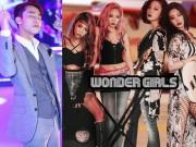 Sơn Tùng chung sân khấu với 4 cô gái sexy nhất K-Pop