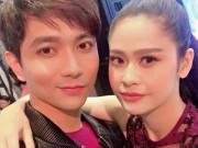 Ca nhạc - MTV - Loạt ảnh chứng tỏ Tim tốn son phấn hơn Trương Quỳnh Anh
