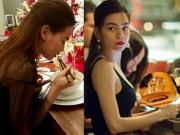 """Ca nhạc - MTV - Choáng với những bữa ăn đời thực có khi """"dát vàng"""" của Hà Hồ"""