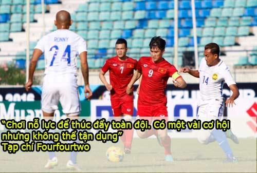 Chấm điểm ĐT Việt Nam: Hoàng – Xuân – Vinh lập đại công - 6