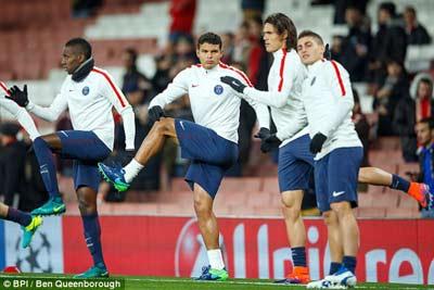 Chi tiết Arsenal - PSG: Kết cục hợp lý (KT) - 3