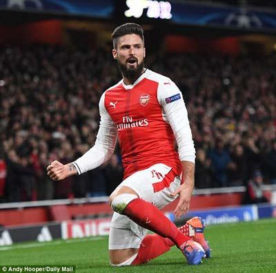 Chi tiết Arsenal - PSG: Kết cục hợp lý (KT) - 5