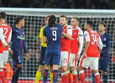 Chi tiết Arsenal - PSG: Kết cục hợp lý (KT) - 6