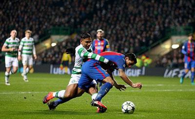 Chi tiết Celtic - Barcelona: Messi bỏ lỡ hat-trick (KT) - 5
