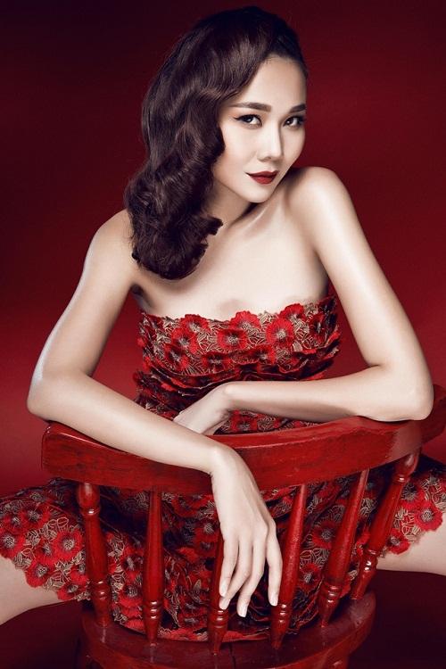 """Thanh Hằng: """"Ác nữ"""" chân dài trong showbiz - 2"""