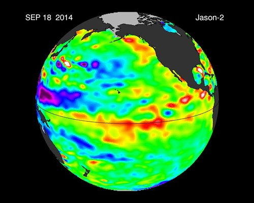El Nino khiến cô gái 'Ai là triệu phú' nhầm lẫn thực sự là gì? - 2