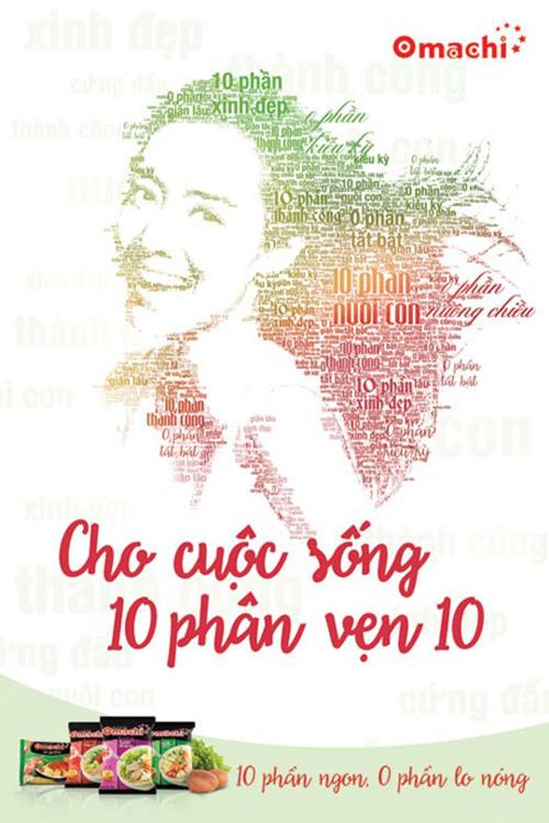 Mì gói Omachi - Nhãn hàng truyền cảm hứng cho cuộc sống '10 phân vẹn 10' - 1
