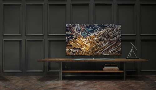 Samsung mang thiết kế đỉnh cao vào các dòng TV cao cấp - 1