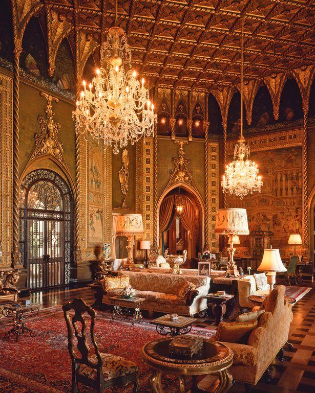 """Thâm nhập """"cung điện"""" gần 70.000 m2 của Donald Trump - 6"""