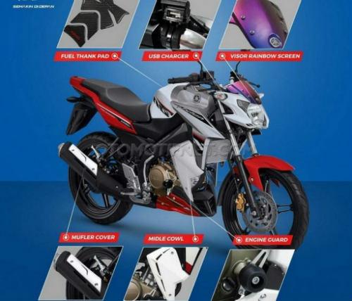 Yamaha V-Ixion Advance bản đặc biệt giá 43,7 triệu đồng - 1