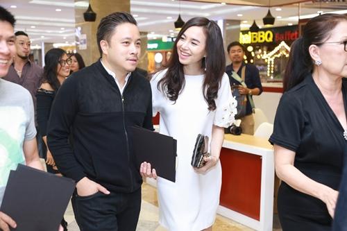 """Hà Anh và Trương Nhi gợi cảm nhất ngày ra mắt phim """"Sút"""" - 5"""
