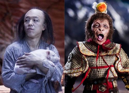 """Bộ phim """"Tây du ký"""" kỳ lạ nhất của Châu Tinh Trì - 4"""