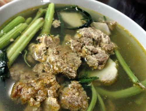 Đổi món với canh cua rau rút ngọt ngon - 2