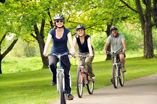 Lợi ích của việc đạp xe mỗi ngày - 1
