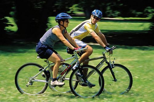 Lợi ích của việc đạp xe mỗi ngày - 2