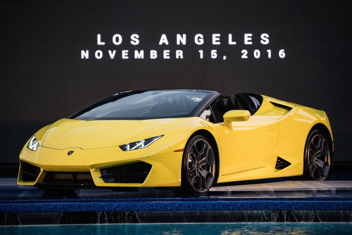 """Dàn xế """"khủng"""" tại Los Angeles Auto Show 2016 (P1) - 12"""