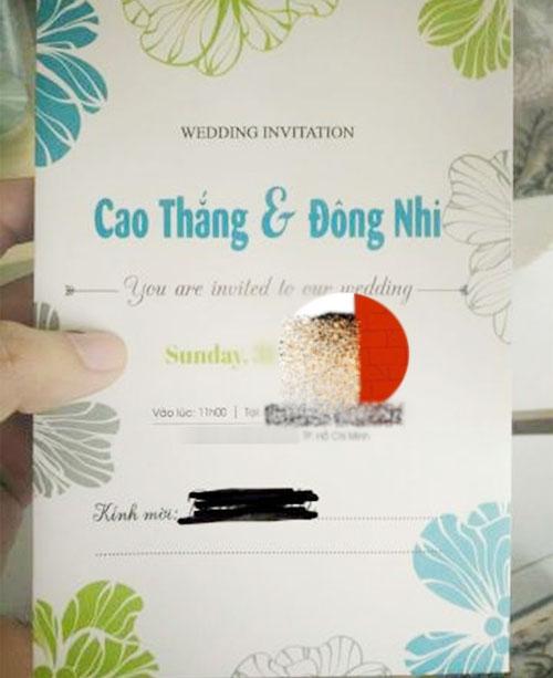 Đông Nhi, Ông Cao Thắng sắp làm lễ cưới? - 1