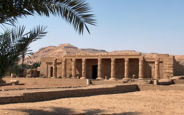 Ai Cập khai quật thành phố bí ẩn 7.000 năm tuổi - 2