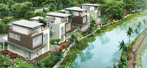 Khu biệt thự cao cấp Palm Garden – Nơi mong đến, chốn mong về - 3