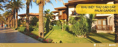 Khu biệt thự cao cấp Palm Garden – Nơi mong đến, chốn mong về - 1