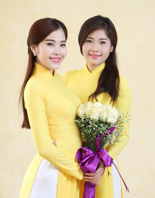 Chị sinh đôi của HH Nam Em từng từ chối nhiều đại gia - 1