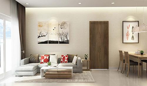 """Quá dễ để sở hữu căn hộ """"chất Nhật"""" Flora Fuji - 2"""