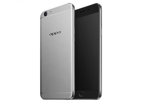 Ra mắt Oppo F1s bản RAM 4GB, giá mềm - 1