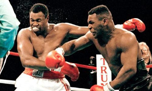 "6 knock-out: 27 năm ngày Mike Tyson ""san bằng tất cả"" - 1"