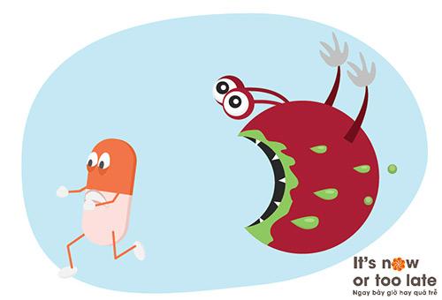 Đề kháng kháng sinh - Bây giờ hay quá trễ - 1