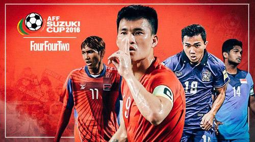 """Thủ lĩnh AFF Cup: Công Vinh vẫn thua """"Ronaldo Campuchia"""" - 1"""