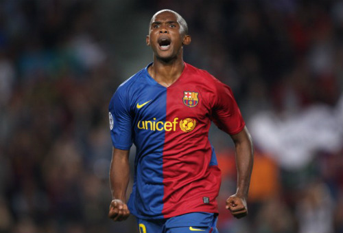 Trốn thuế như Messi, Neymar ở Barca, Eto'o nguy cơ rũ tù - 1