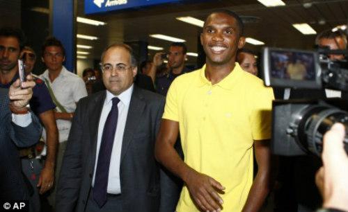 Trốn thuế như Messi, Neymar ở Barca, Eto'o nguy cơ rũ tù - 2